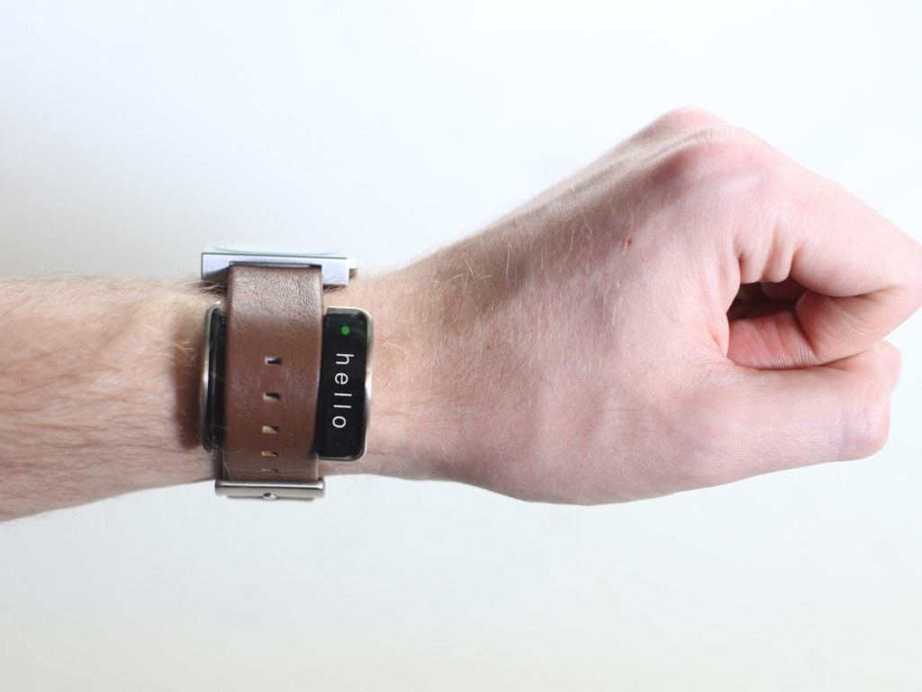 Glance: World's first smart accessory for your watch's video poster