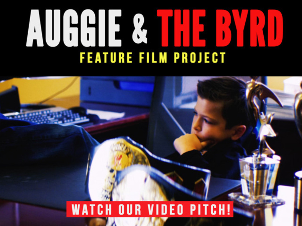 """""""AUGGIE & THE BYRD""""'s video poster"""
