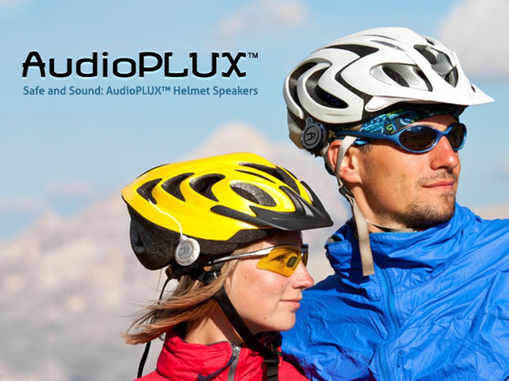 Safe and Sound: Audioplux™ Helmet Speakers's video poster