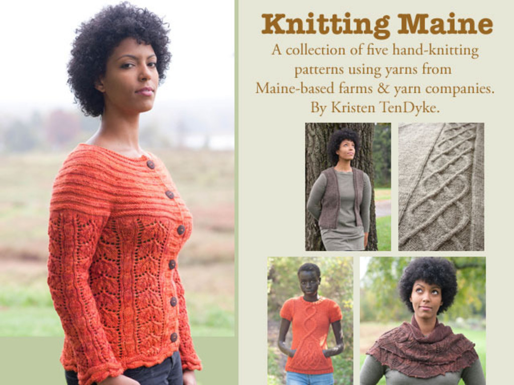 Knitting Maine Booklet's video poster