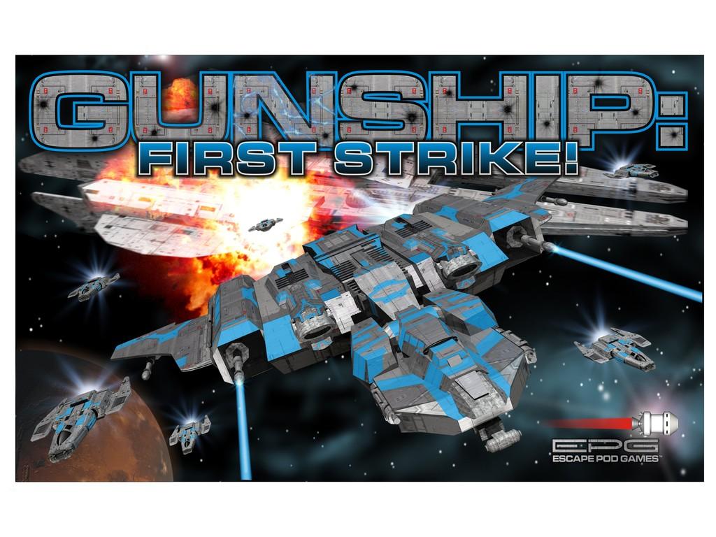 Gunship: First Strike!'s video poster
