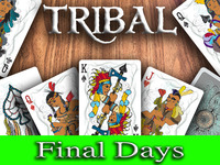 Tribal - Native American Themed Playing Cards - USPC Printed