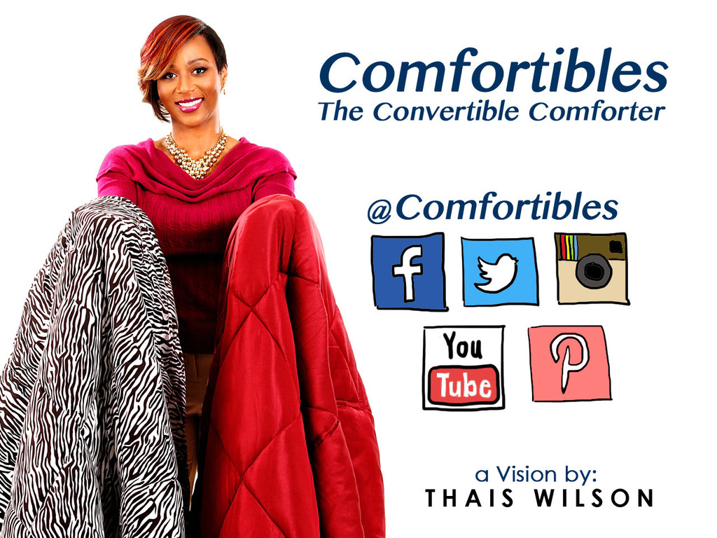 Comfortibles, The Convertible Comforter's video poster