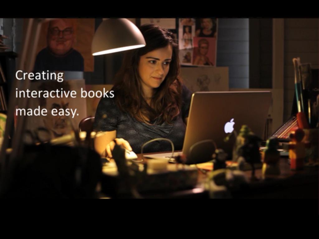 Touchoo Creator - create & publish interactive books!'s video poster