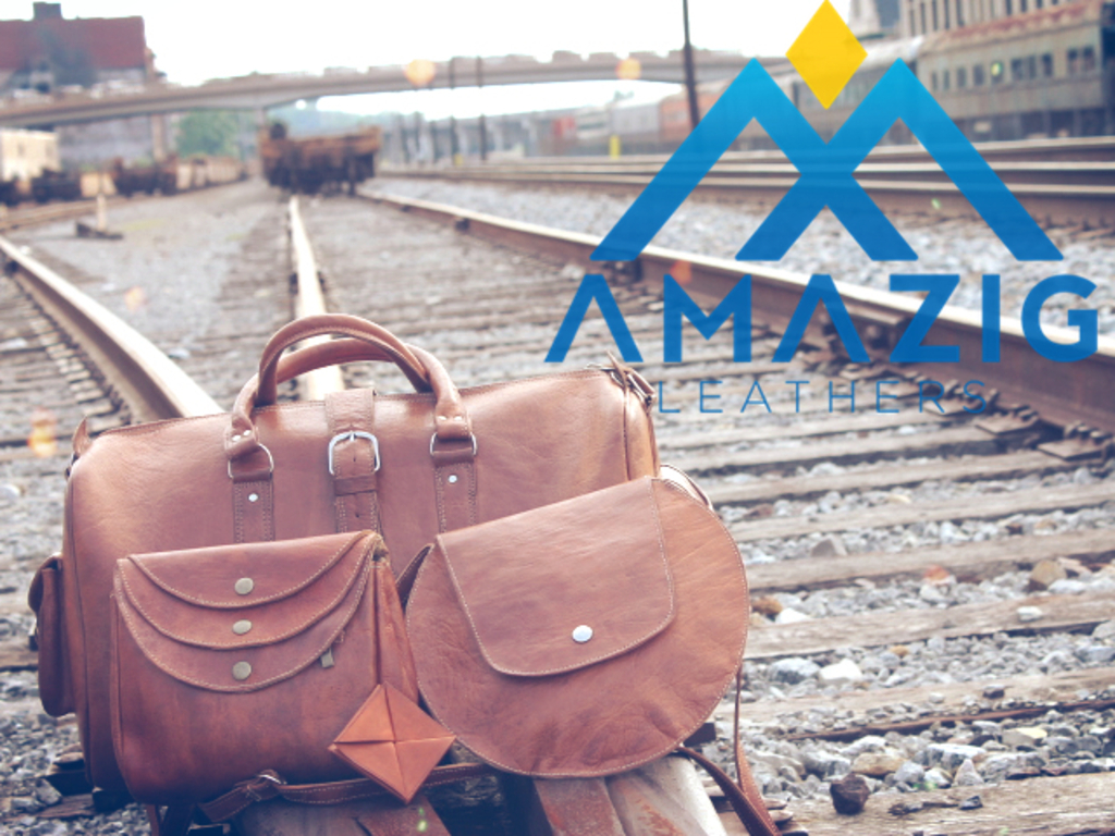 Amazig Leathers: Help Launch Our Debut Collection!'s video poster