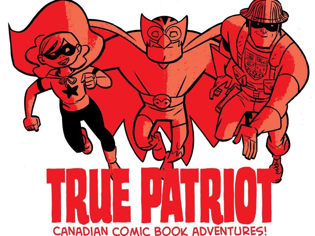 True Patriot: Volume 2's video poster