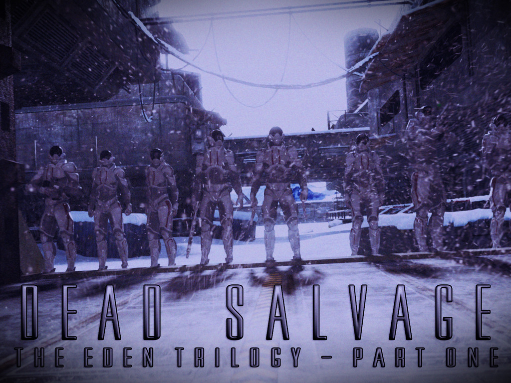 Dead Salvage - The Eden Trilogy Part One's video poster