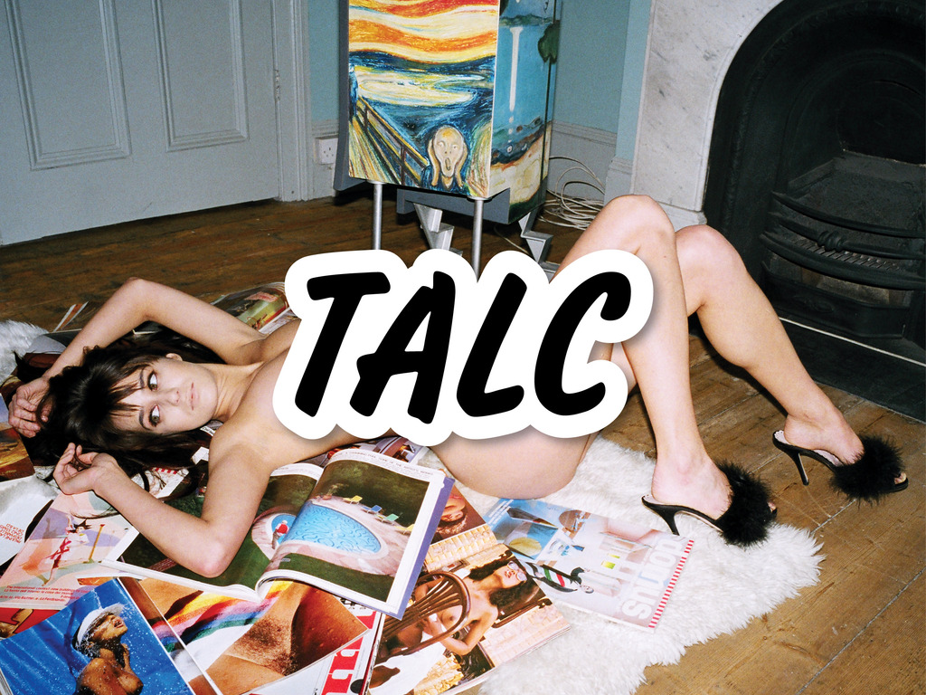 TALC magazine - Visual Stimulus's video poster