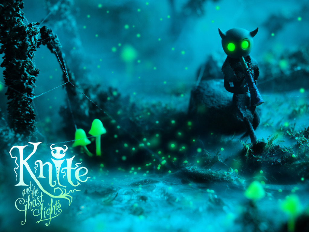 Knite & The Ghost Lights - Wii U - PC - Mac - Linux's video poster