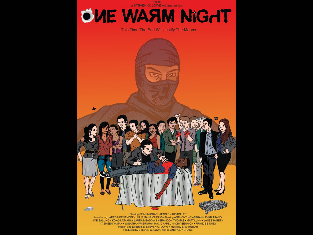One Warm Night (9 Episodic Series)'s video poster