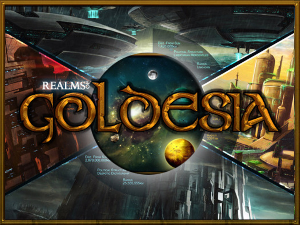 Realms of Goldesia - Player-Driven Virtual Reality MMORPG's video poster