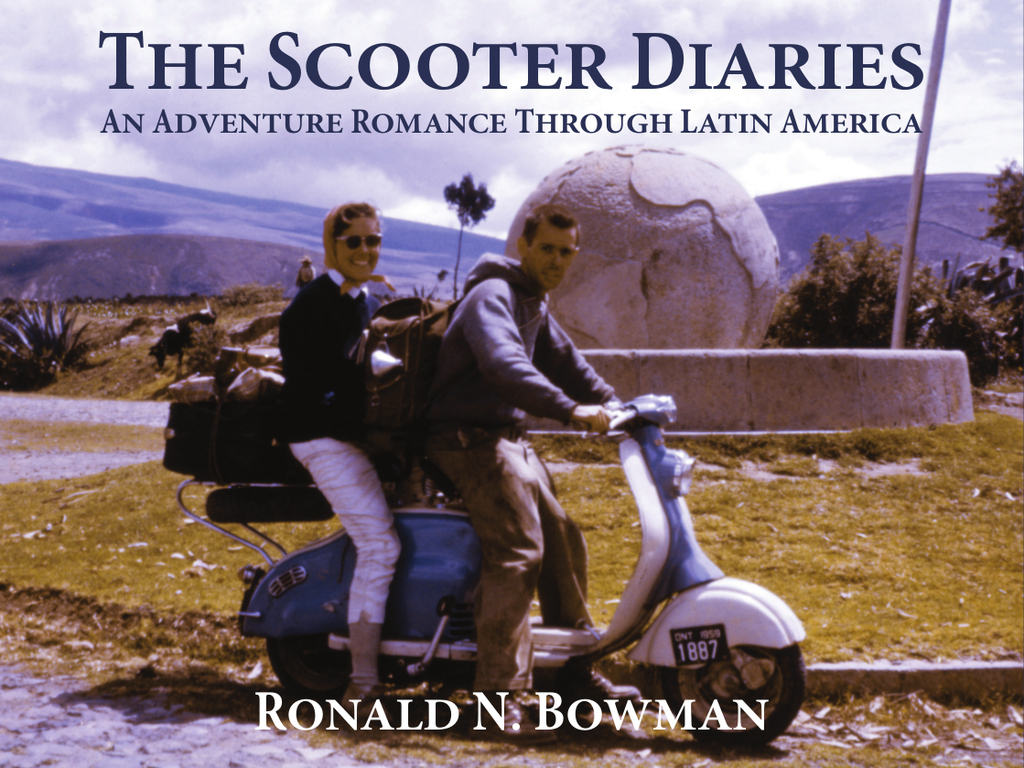 The Scooter Diaries's video poster