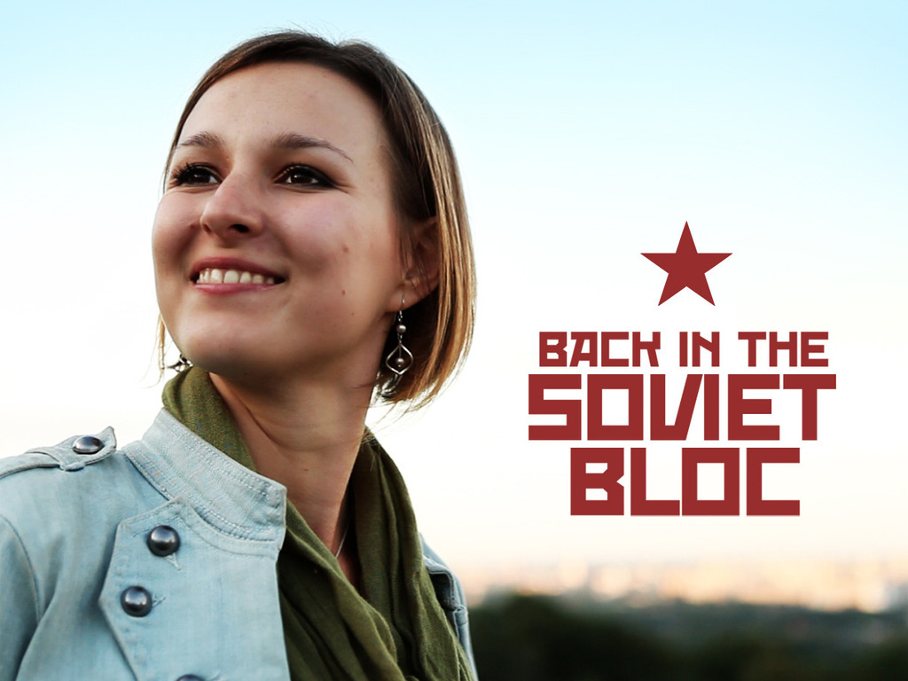 Back in the Soviet Bloc - a 6-part tv series's video poster