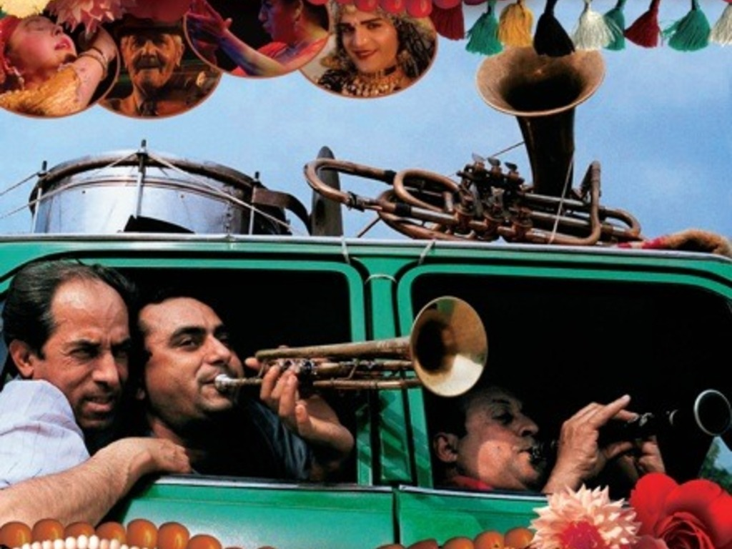 Gypsy Caravan: Film on the Road in Hungary's video poster