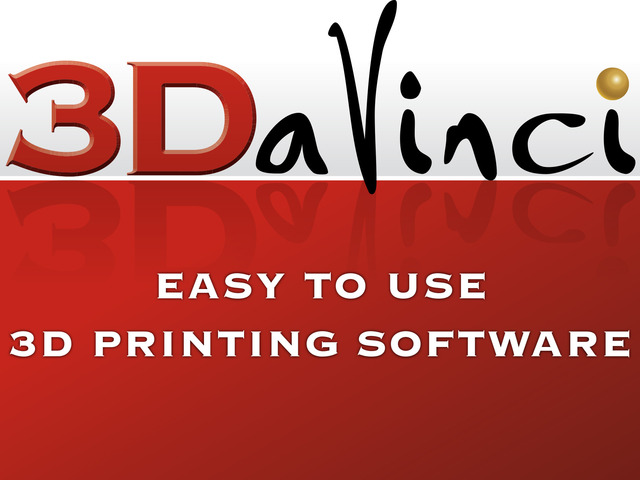 3davinci easy to use 3d modeling software for 3d printing Easy 3d modeling software
