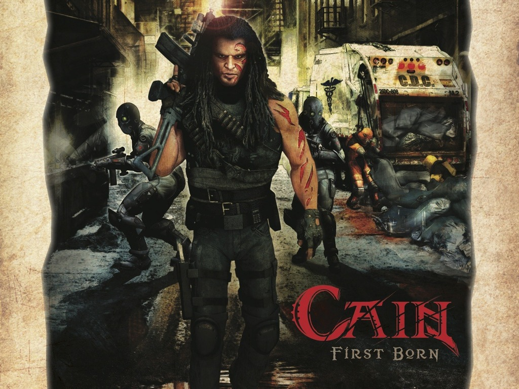 CAIN: FIRST BORN by Alexandre Coscas & Joe Kelbley's video poster