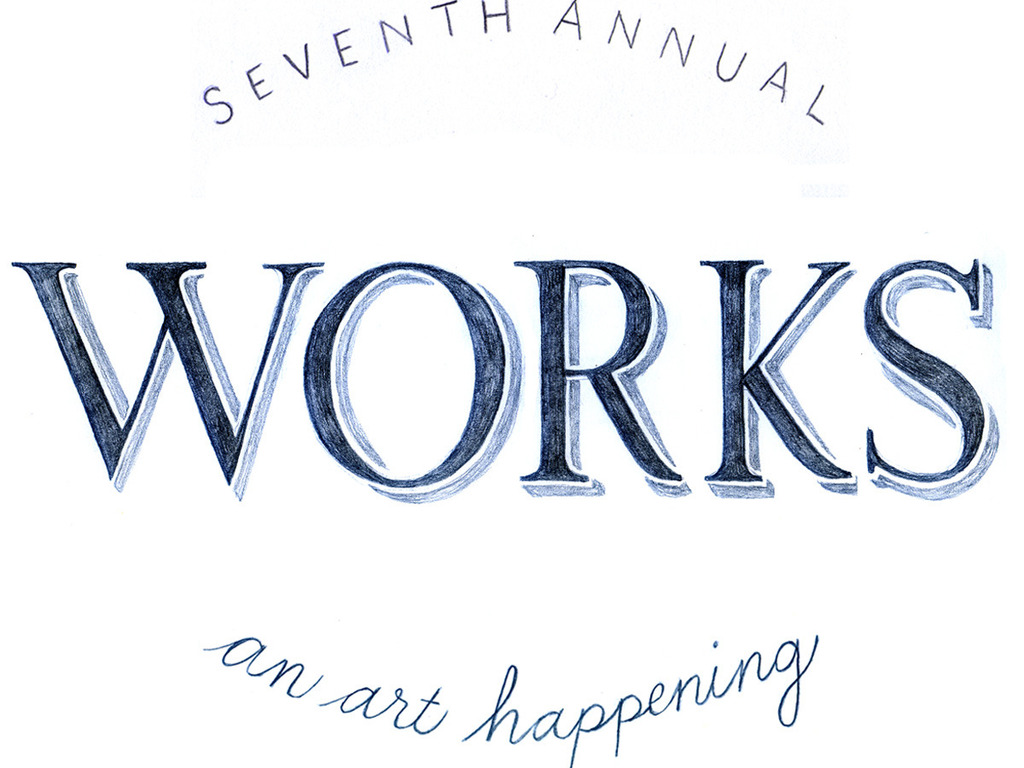 Works: An Art Happening's video poster
