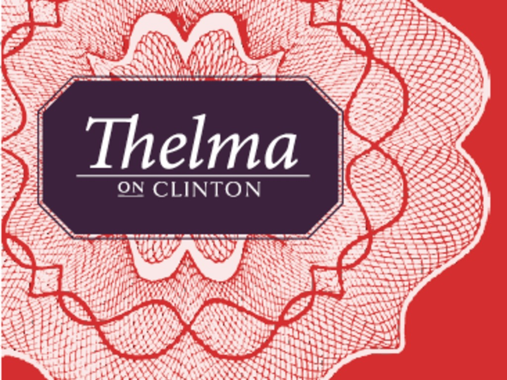 Celebrating the Lower East Side: Thelma on Clinton's video poster