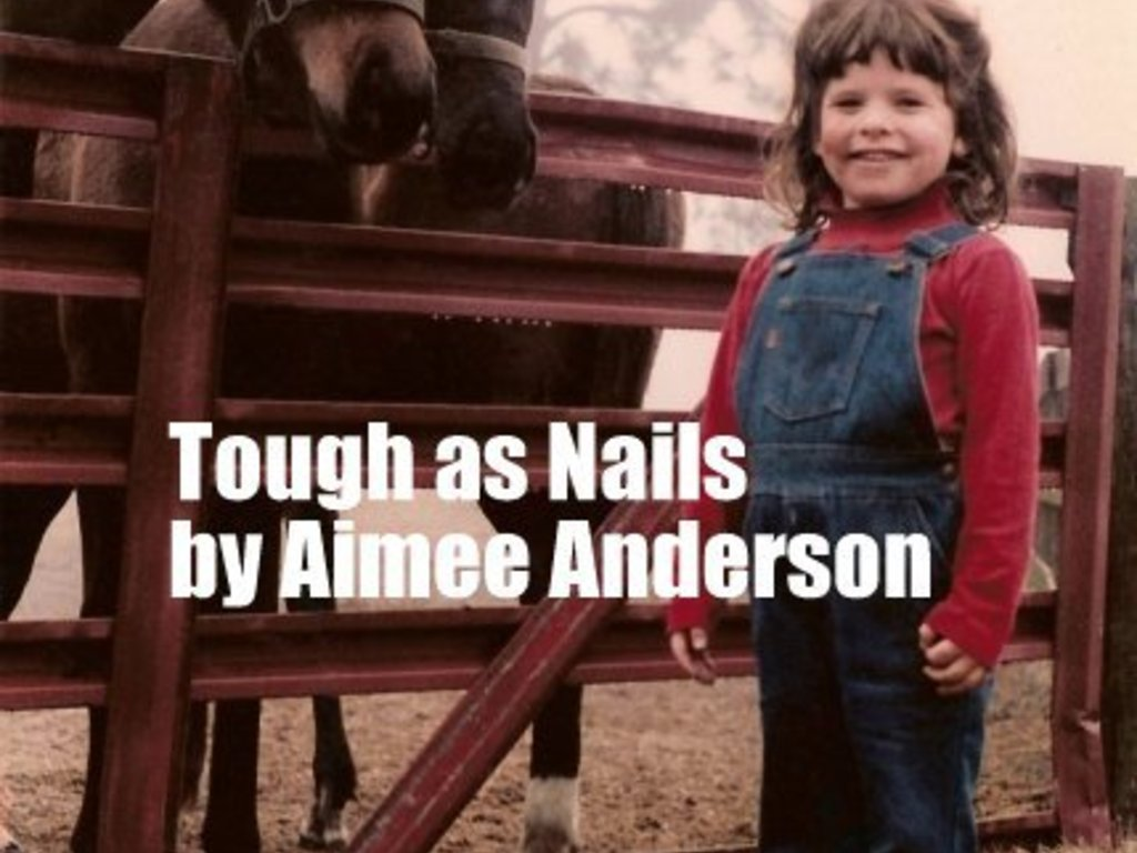 Tough As Nails: My Life with Horse Women's video poster