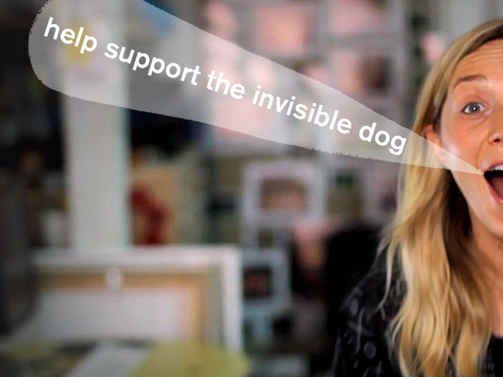 THE INVISIBLE DOG SEASON 5's video poster