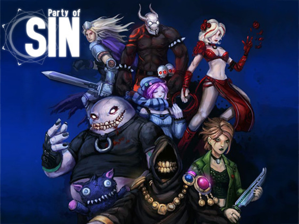 Party of Sin's video poster