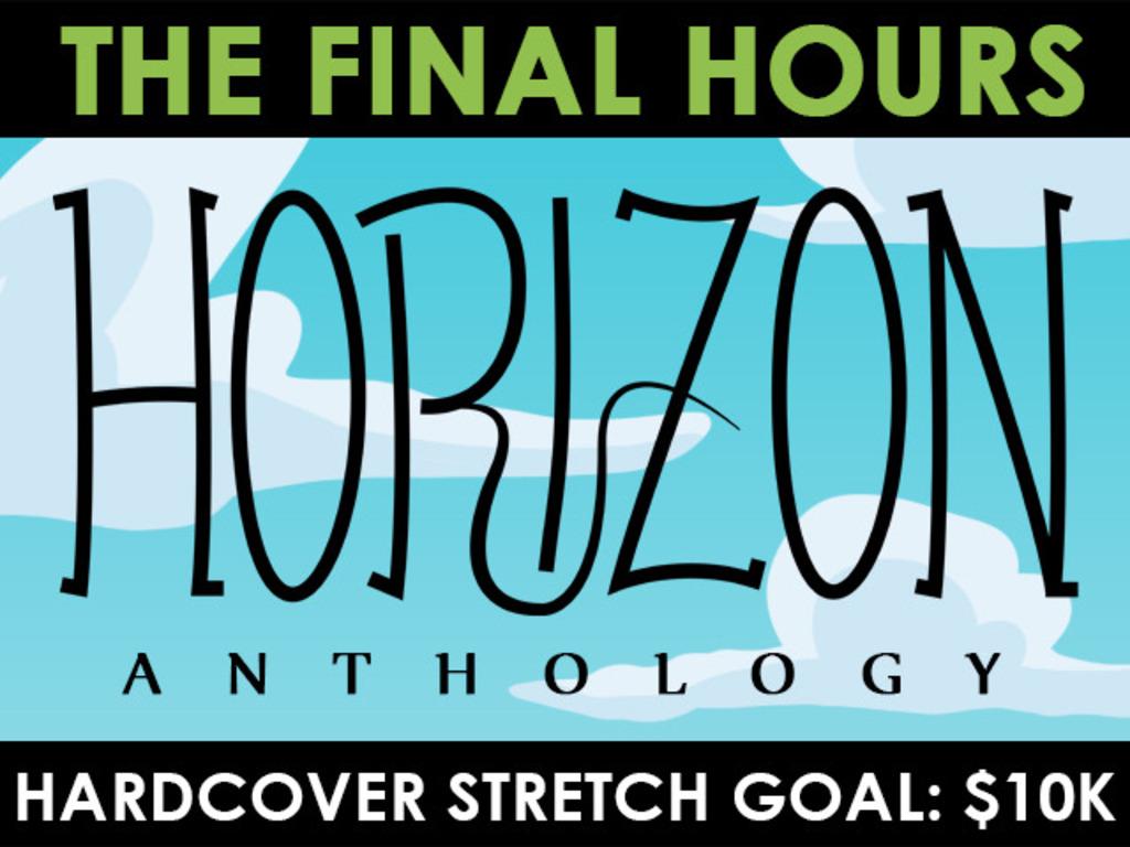 Horizon Anthology's video poster