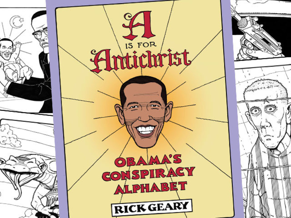A is for Antichrist: Obama's Conspiracy Alphabet's video poster