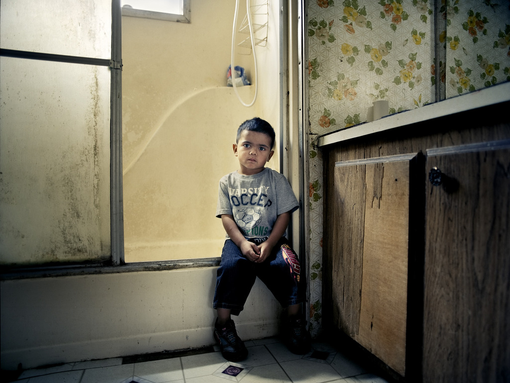 American Realities-Portraits of Poverty's video poster