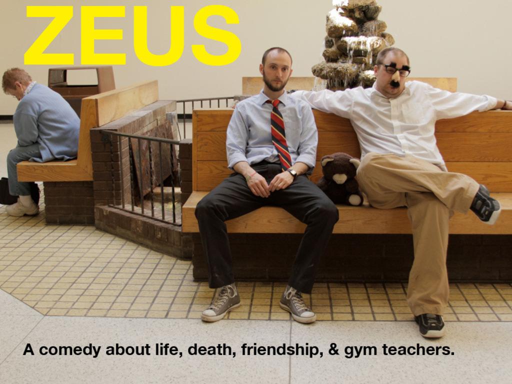 Zeus's video poster