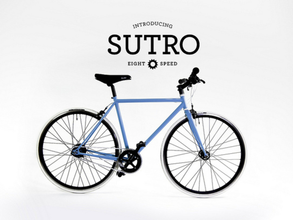 The Sutro Mission Bicycle: Designed for City Riding's video poster