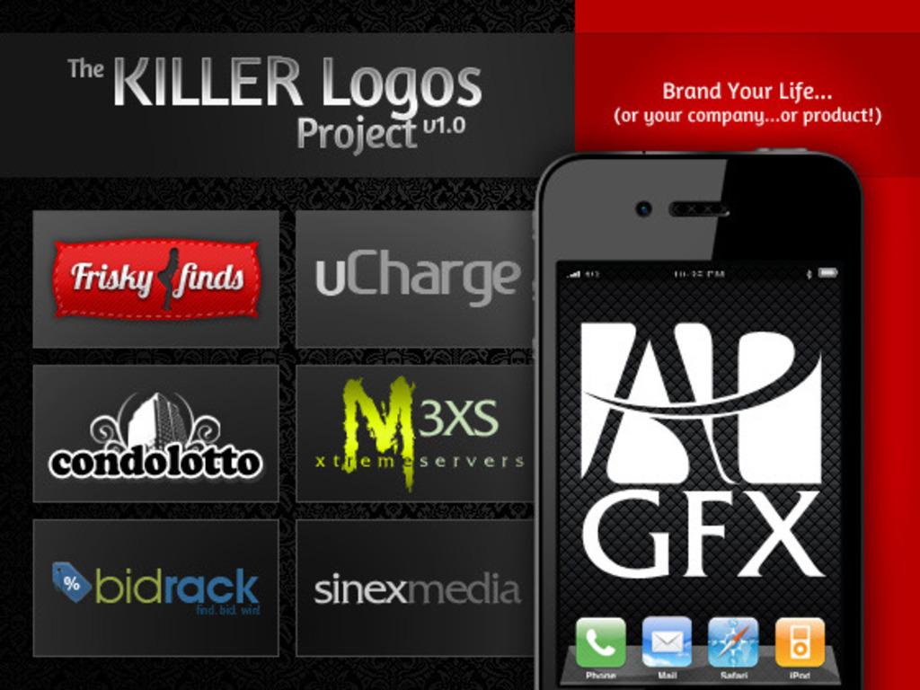 The GIGANTIC Killer Logo Project, v1.0's video poster