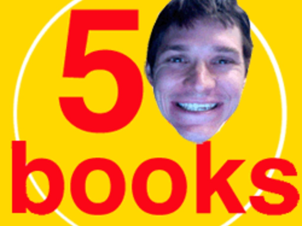 Mark Baumer is Going to Write Fifty Books in a Year's video poster