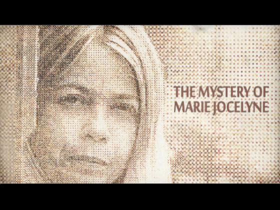 The Mystery of Marie Jocelyne's video poster