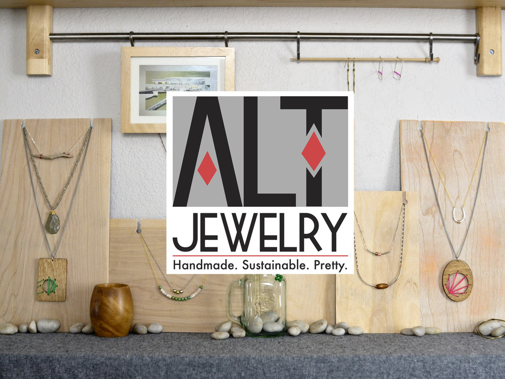 Alt Jewelry: Handmade. Sustainable. Pretty.'s video poster