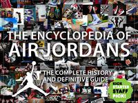 Encyclopedia of Air Jordan sneakers