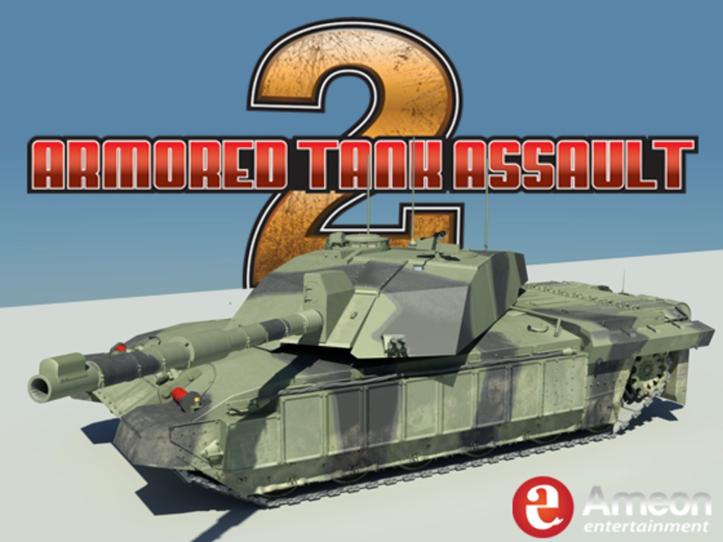 Armored Tank Assault 2 for Ouya/iOS/Android/PC/Mac's video poster