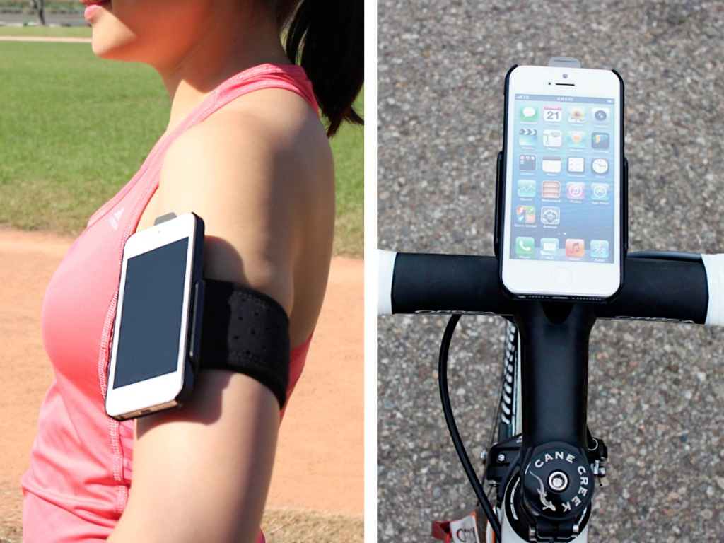 Grip+ for iPhone 5 & 5S's video poster
