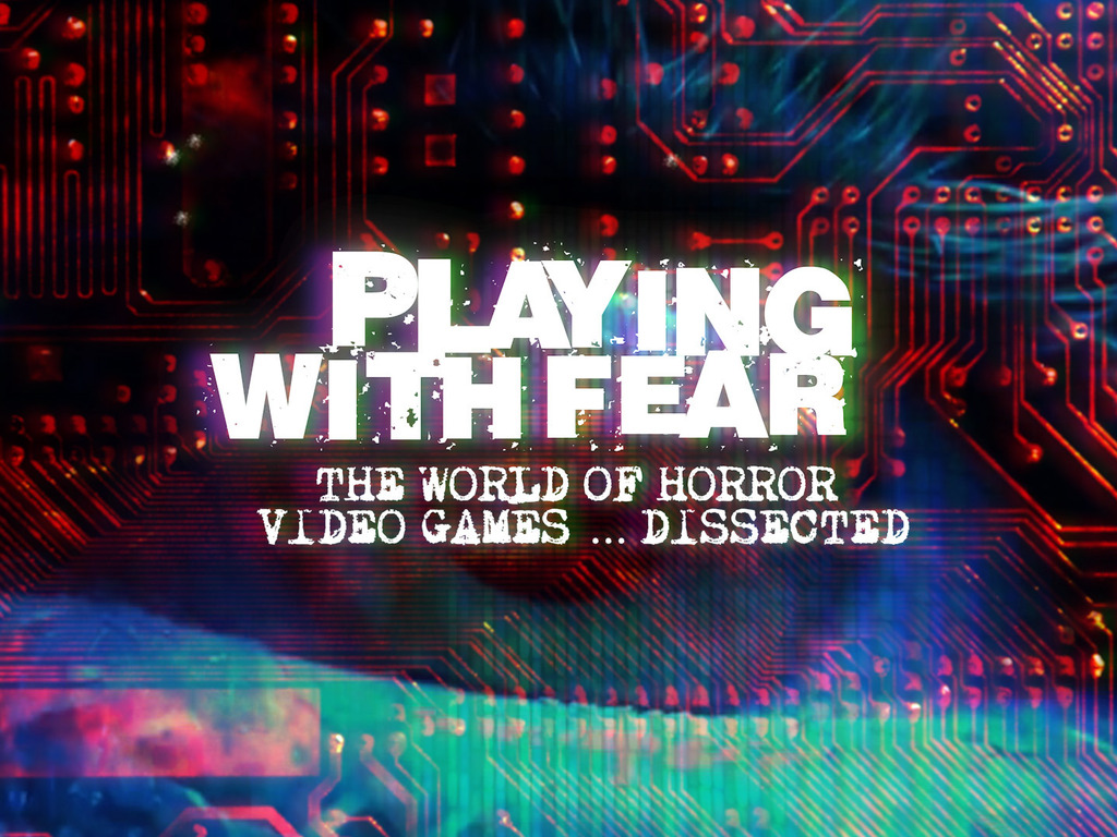 Playing With Fear - The World Of Horror Video Games's video poster