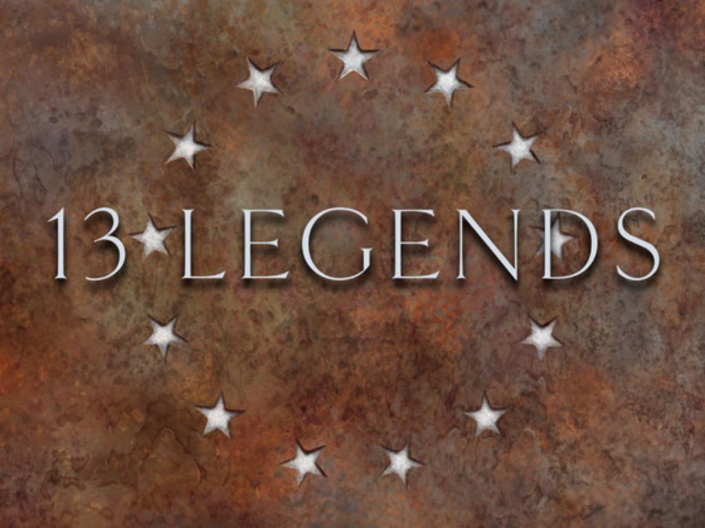 13 LEGENDS's video poster