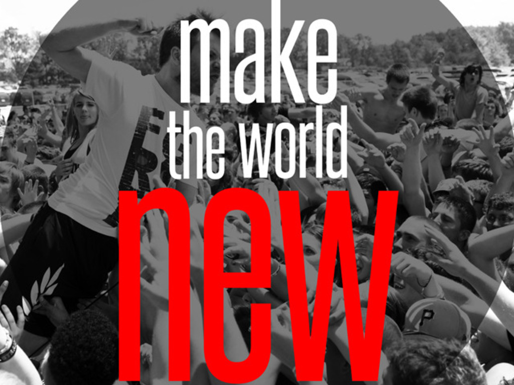 Make The World New // Warped Tour's video poster