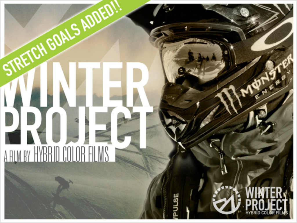 Winter Project | An Alaskan Backcountry Documentary's video poster
