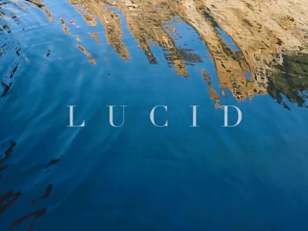LUCID: A feature film's video poster