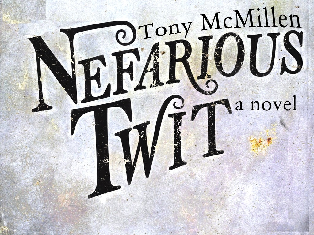 Nefarious Twit - A Novel's video poster