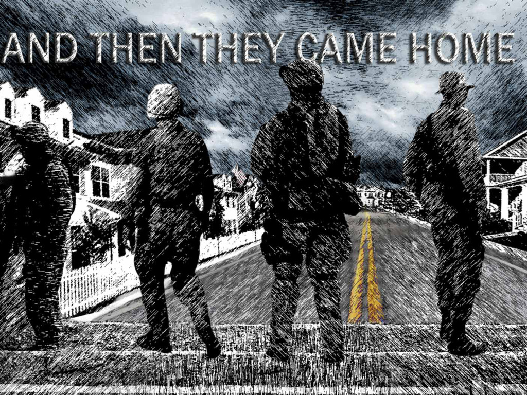 And Then They Came Home's video poster