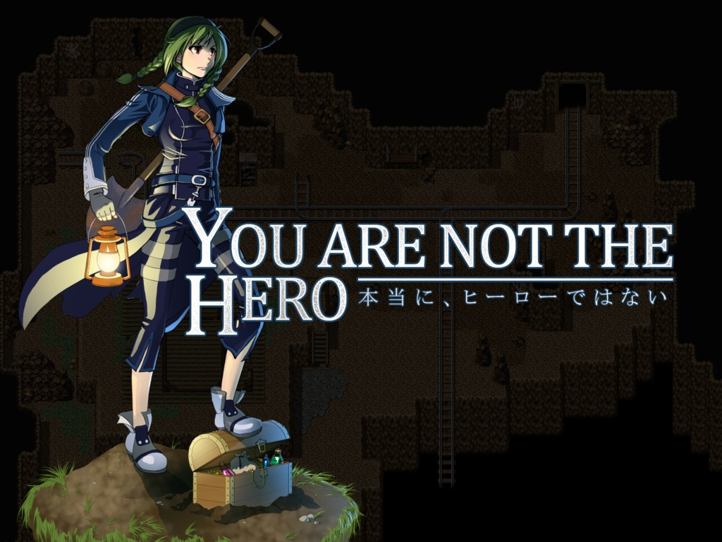 You Are Not The Hero's video poster