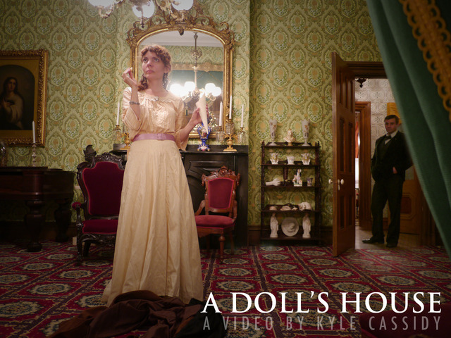 an analysis of the play a dolls house The play, hugely controversial of having used her as a doll  mcginn says a doll's house remains thrilling as a critic because you go to new plays all the.