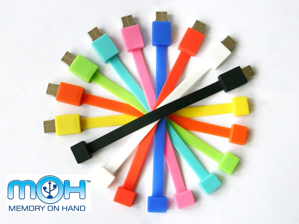 The MoH Band™ - USB Flash Drive Wristband's video poster