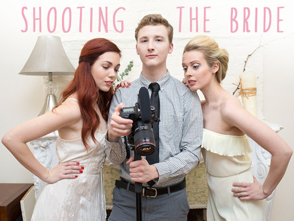 Shooting The Bride: YouTube Webseries (Canceled)'s video poster