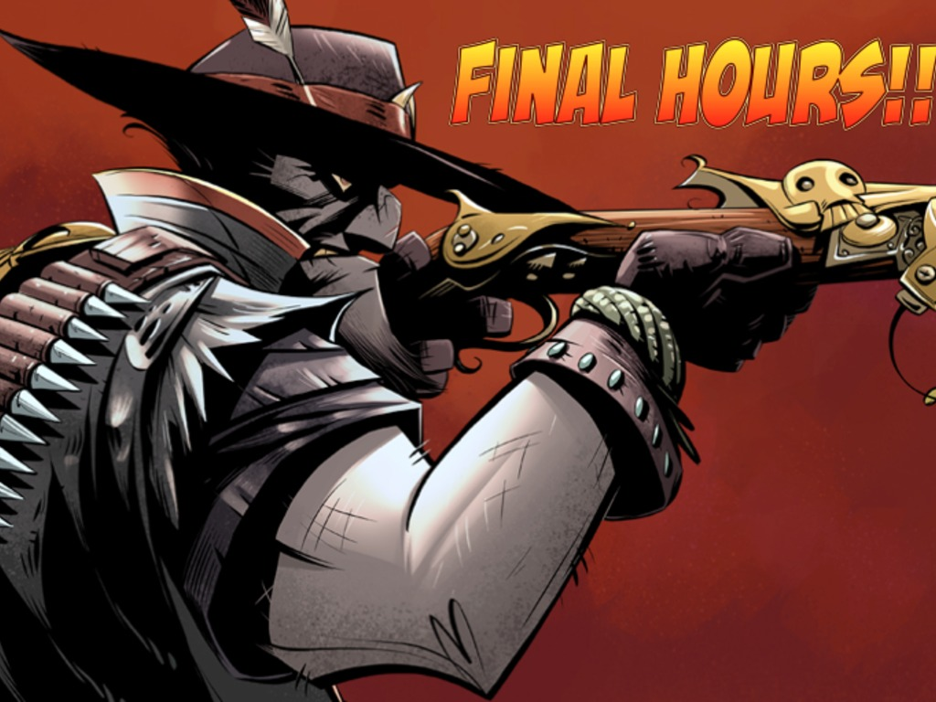 Modo: Ember's End--Hardcover Graphic Novel's video poster