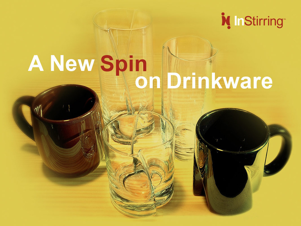 InStirring: A New Spin on Drinkware's video poster